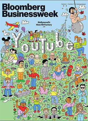 《商业周刊》最新一期封面