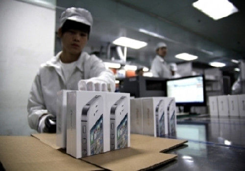 为什么苹果在中国生产iPhone?