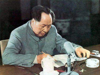 如果毛泽东是企业家