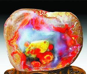 小众奇石收藏渐成投资新热土 太湖石十年涨20倍