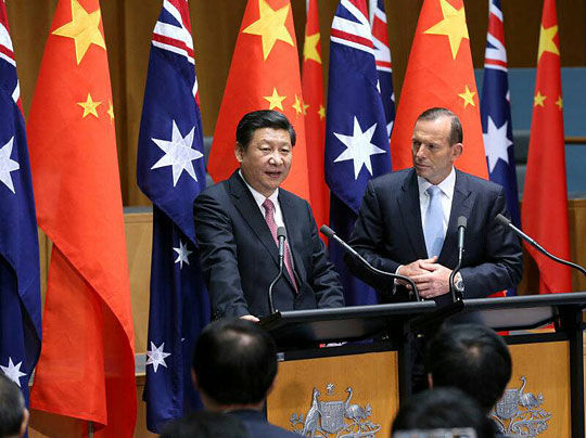 """G20参会手记:会有""""中澳国""""出现吗?"""