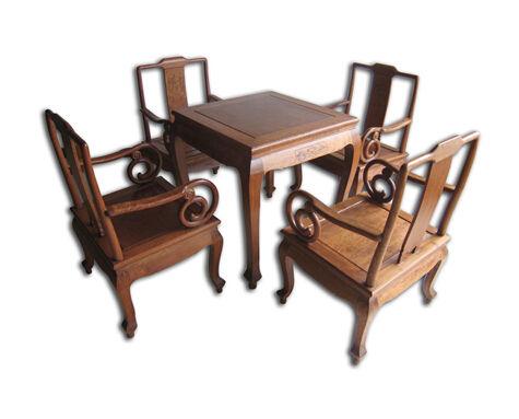 方桌五件套