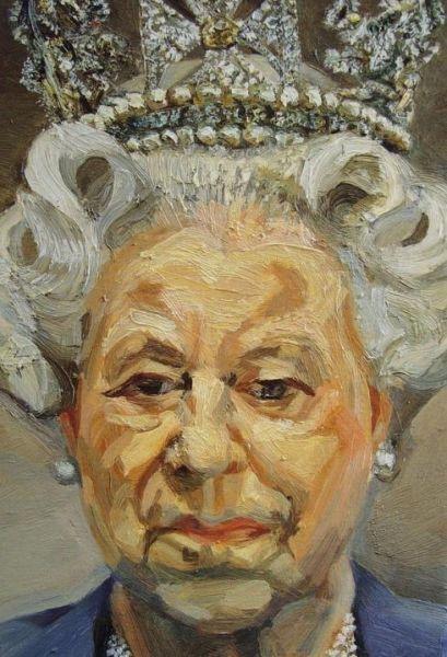 《伊丽莎白女王肖像》