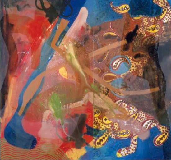 Albert Oehlen Untitled 1992