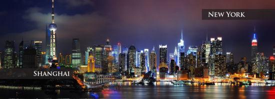 """上海与纽约,全球金融之都的""""双城记""""已摆开序幕"""