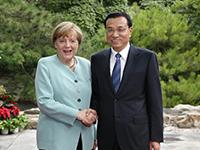 默克尔访华将赴合肥 德国政府宣布行程