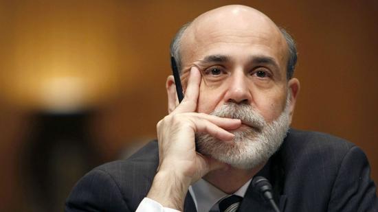 伯南克:联储将来可使用负利率