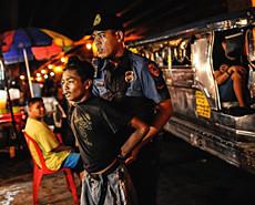 菲律宾铁腕治毒品 暴力执法引争议