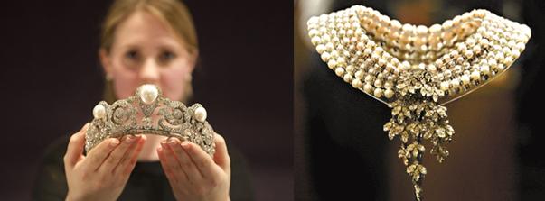 阮仕珍珠设计作品