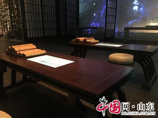 齐文化博物馆内景 李晓梦/摄