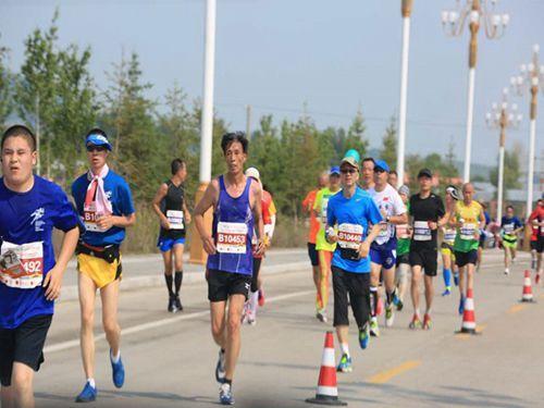 洗肺天堂马拉松 是畅跑更是旅行