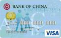 中银长城国际卓隽卡(VISA,港元单币,普卡)
