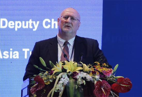 张科德:四川灾区通过发展旅游业而焕然一新