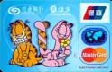兴业加菲猫卡加菲情侣版(银联+MasterCard,人民币+美元,普卡)