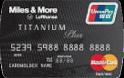 华夏汉莎航空Miles & Mor尊贵版联名卡(银联+MasterCard,人民币+美元,钛金卡)