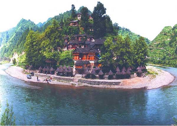 世界银行6000万美元贷款保护贵州文化自然遗产