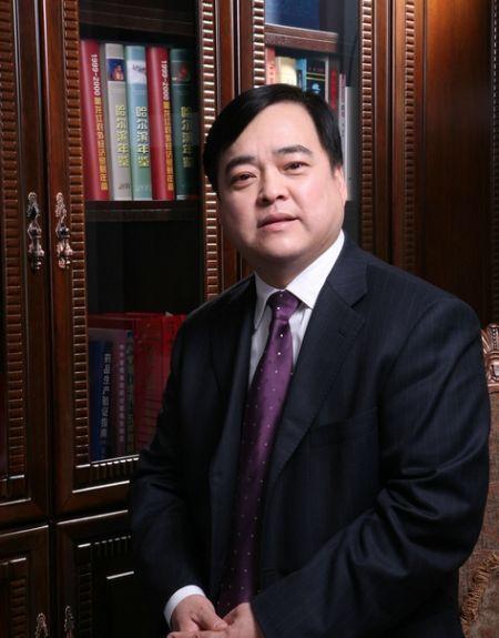 图为三精制药董事长刘占滨。(资料图)