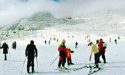 西岭雪山运动度假区