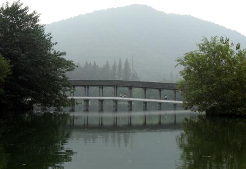 廊桥归望(组图)