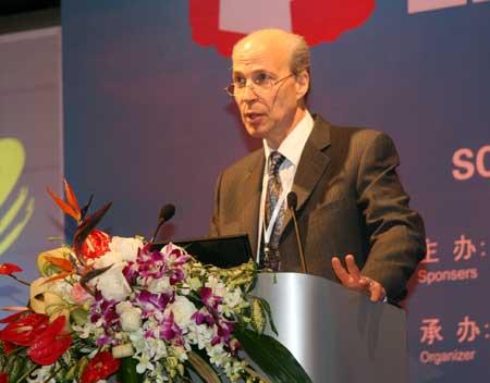 2006年诺贝尔化学奖获得者罗杰・科恩伯格演讲