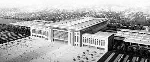 河北保定将投资7.9亿元改扩建火车站(图)