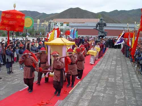 赤峰精彩图集:喀喇沁王府(组图)