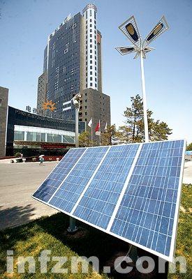 低碳城市――保定派发新名片(图)