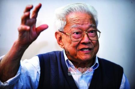 珠海首任市委书记吴健民:向澳门提出填海建议