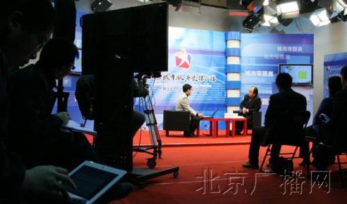 [访谈]北京市通州区代区长岳鹏聊国际新城建设