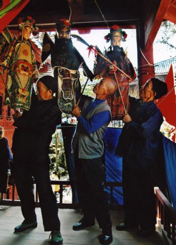 铜仁文化事业和产业发展简介