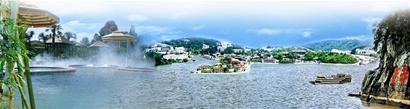 图文:咸宁全国旅游标准化试点城市