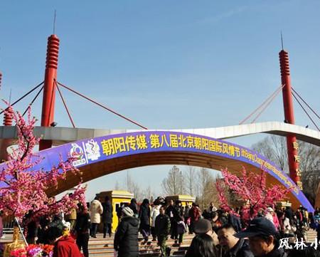 中国旅游节庆品牌荟萃:北京朝阳国际风情节