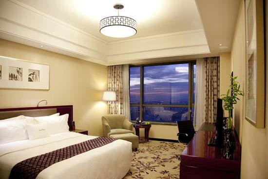 最具艺术气息酒店候选:无锡希尔顿逸林酒店