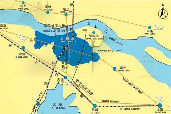 江阴:中国最佳经济活力魅力城市(组图)