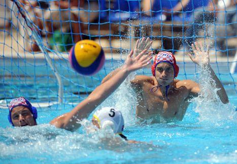 第26届世界大学生运动会竞赛项目:水球