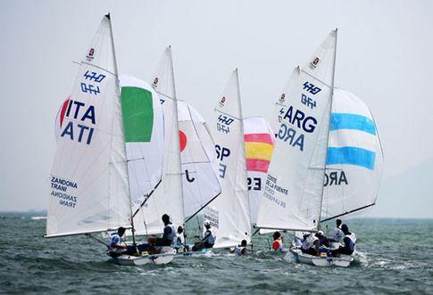 第26届世界大学生运动会竞赛项目:帆船帆板