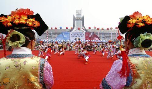 2011中国(抚顺)满族风情国际旅游节将举办