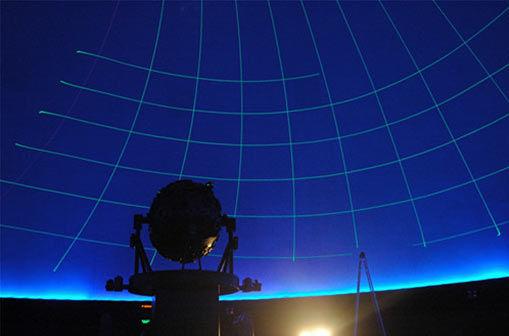 最佳接待单位候选:北京天文馆