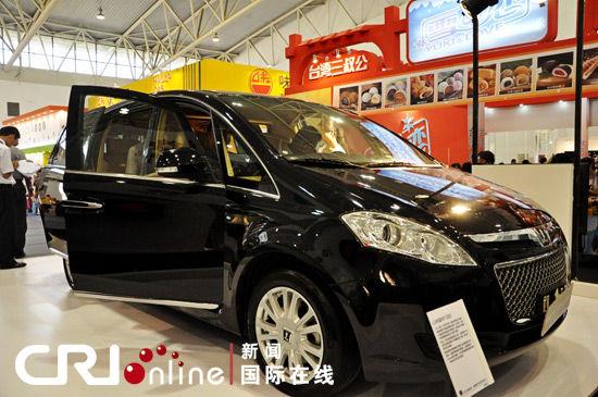台湾8件全球最新高科技产品亮相东北亚博览会(图)