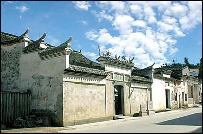 """磐安古茶场:中国茶文化的一块""""活化石""""(图)"""