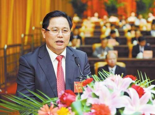 政协第十届南宁市委员会第一次会议胜利闭幕