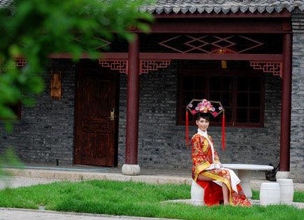 吉林市候选景区:神农庄园温泉度假村(组图)