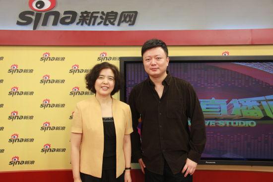 哈尔滨文化和新闻出版局局长杨晓萍谈文化建设