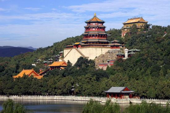 北京市海淀区三山五园景区建设启动