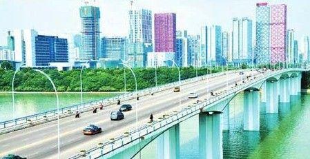 """文昌大桥 开启""""向东""""新时代"""