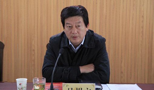 华山景区召开2013年元旦度节工作动员会议