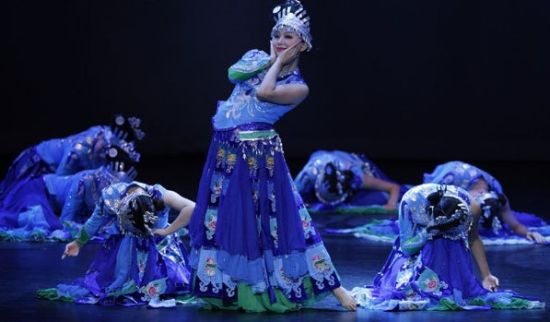 贵州多彩民族文化大步迈向世界舞台
