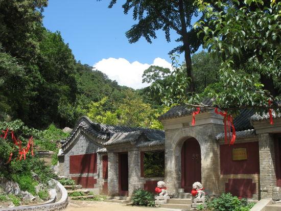 圣泉山风景区(aaa)
