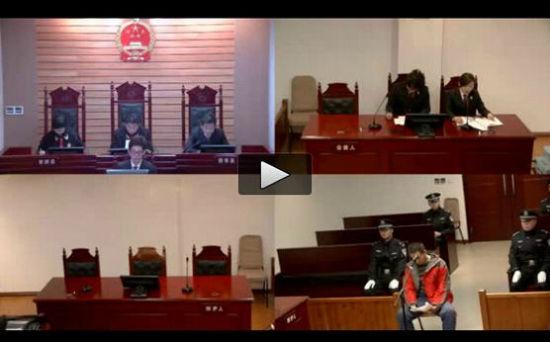 @蜀山法院 首次通过微博进行视频庭审直播 探索司法公开新模式