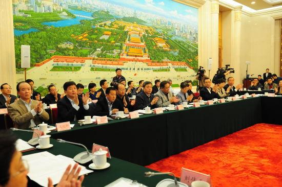 丝绸之路(敦煌)国际文化博览会组委会第一次会议召开